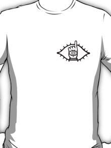 thin logo 20th century boys T-Shirt