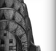 Chrysler Building by Caroline Fournier