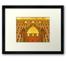 Arabian Delights Framed Print