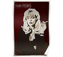 Twin Peaks - Laura Palmer Poster