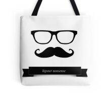 hipster nonsense Tote Bag