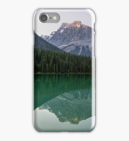 Emerald Lake 1 iPhone Case/Skin