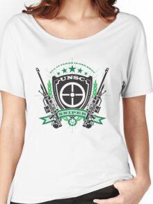 UNSC Sniper Women's Relaxed Fit T-Shirt