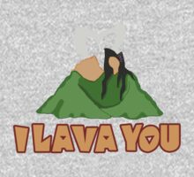 I LAVA YOU  Kids Clothes