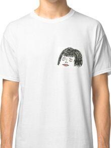 Morgan Portrait Classic T-Shirt