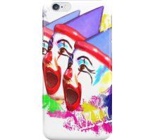 Carnival Clowns iPhone Case/Skin