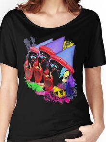 Carnival Clowns Women's Relaxed Fit T-Shirt