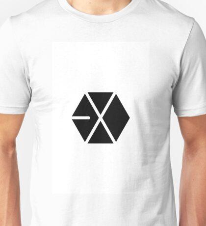 EXO Kpop Logo 1 Unisex T-Shirt