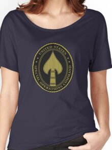 United States Special Operations Command Women's Relaxed Fit T-Shirt