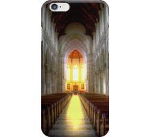 Bendigo Cathedral iPhone Case/Skin