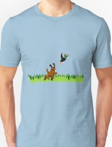 Who's Up for a Duck Hunt? T-Shirt