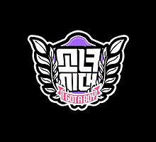 Girls' Generation SNSD So Nyeo Shi Dae I Got A Boy Logo 2 by impalecki