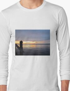 Punta Gorda Sunset Long Sleeve T-Shirt