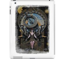 Iaconagraphy: Time Guardians: Steampunk Celestial iPad Case/Skin