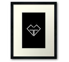 Girls' Generation SNSD So Nyeo Shi Dae Mr Mr Logo 1 Framed Print