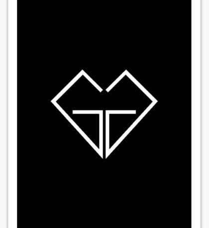 Girls' Generation SNSD So Nyeo Shi Dae Mr Mr Logo 1 Sticker