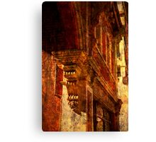 East End Markets Canvas Print