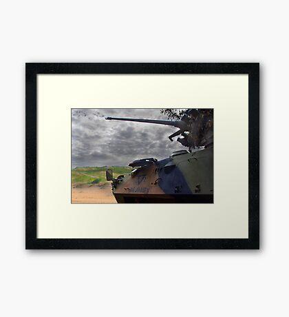 Big Johnson Framed Print