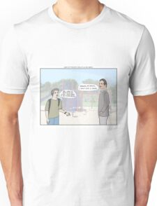 Gone With The Wind + Malcolm In The Middle Unisex T-Shirt