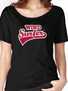 Windsurfer Women's Relaxed Fit T-Shirt