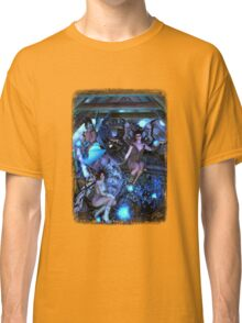 Iaconagraphy: Time Guardians: The Attic Classic T-Shirt