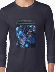 Iaconagraphy: Time Guardians: The Attic Long Sleeve T-Shirt