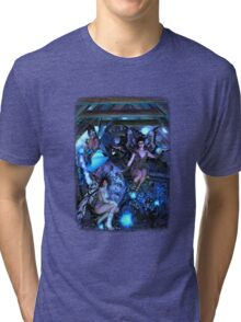 Iaconagraphy: Time Guardians: The Attic Tri-blend T-Shirt