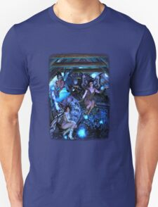 Iaconagraphy: Time Guardians: The Attic Unisex T-Shirt
