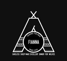 Wolves Of Fianna, Leader of The Pack Unisex T-Shirt