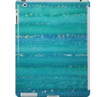 Whitecaps original painting iPad Case/Skin