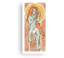 The Seven Deadly Sins - GLUTTONY Canvas Print