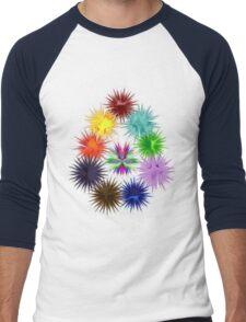 Paintballz Men's Baseball ¾ T-Shirt