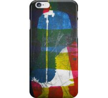 The Monkey Rope (from Meditations on Moby Dick) iPhone Case/Skin