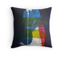 The Monkey Rope (from Meditations on Moby Dick) Throw Pillow