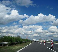 motorway.to.Budapest_Hungary by ambrusz