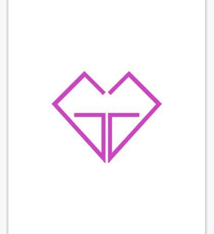 Girls' Generation SNSD So Nyeo Shi Dae Mr Mr Logo 3 Sticker