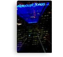 Zoom-Price Waterhouse Canvas Print