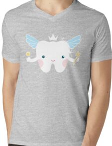 Tooth Fairy Mens V-Neck T-Shirt