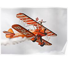 Breitling Wingwalkers Poster