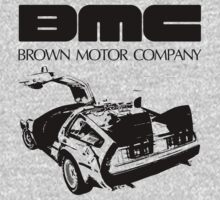 Brown Motor Company II One Piece - Long Sleeve
