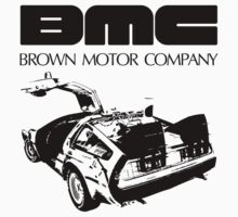 Brown Motor Company II Kids Clothes