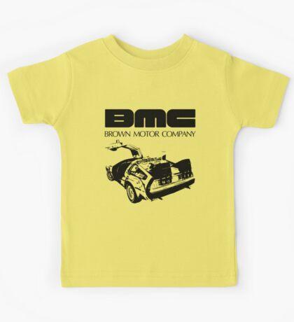 Brown Motor Company II Kids Tee