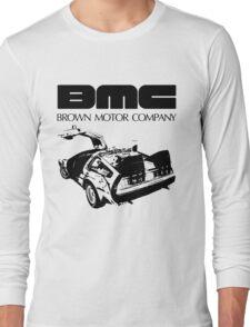 Brown Motor Company II Long Sleeve T-Shirt