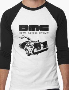 Brown Motor Company II Men's Baseball ¾ T-Shirt