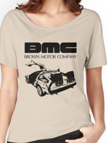 Brown Motor Company II Women's Relaxed Fit T-Shirt