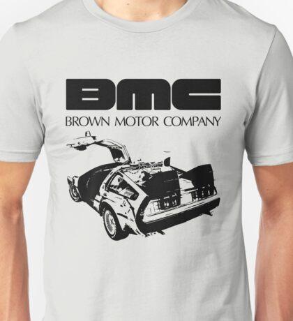 Brown Motor Company II Unisex T-Shirt