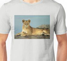 The Queen of Beasts Unisex T-Shirt
