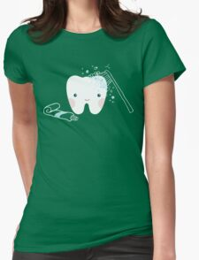 Little Tooth  Womens Fitted T-Shirt