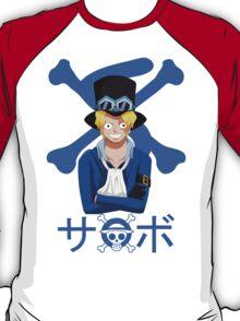 Sabo One Piece Anime T-Shirt
