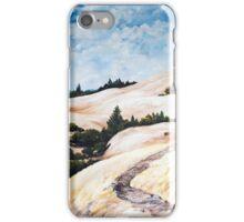 Mt. Tam Trails iPhone Case/Skin